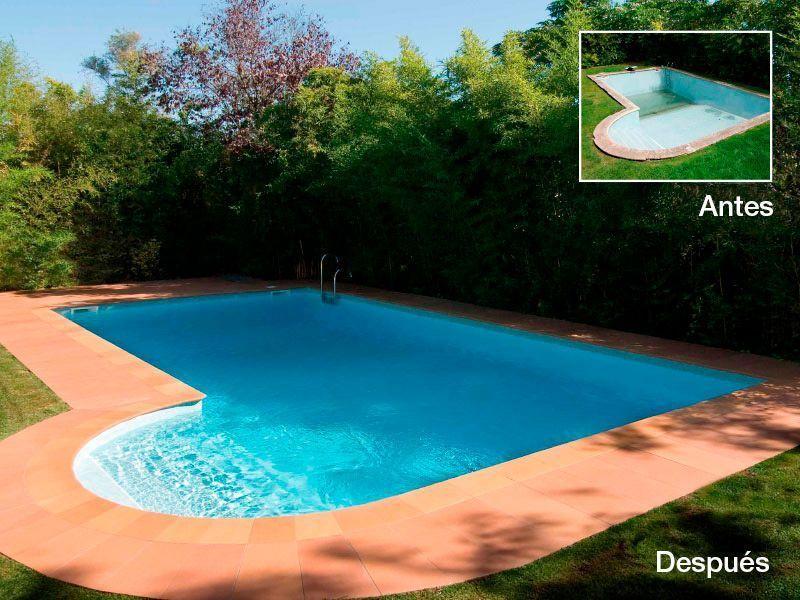 Construcción de piscinas en Orcera