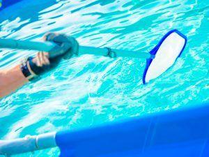 5 errores en el cuidado de la piscina