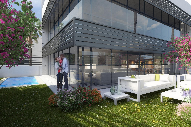 Piscinas Urbanización Torre del Agua Cordoba-jardin01